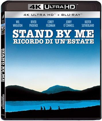 Stand by Me - Ricordo di un'estate (1986) (4K Ultra HD + Blu-ray)