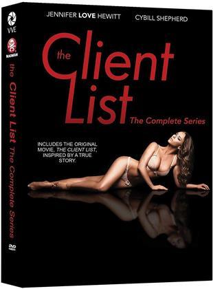 The Client List - Clienti speciali - Stagioni 1-2 (7 DVDs)