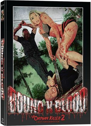Bound X Blood - The Orphan Killer 2 (2019) (Cover C, Limited Edition, Mediabook, Uncut, Blu-ray + DVD)