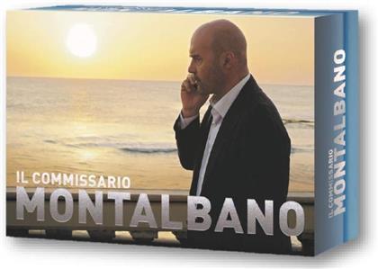 Il commissario Montalbano - Collezione Completa 1999-2019 (Limited Edition, 34 DVDs)