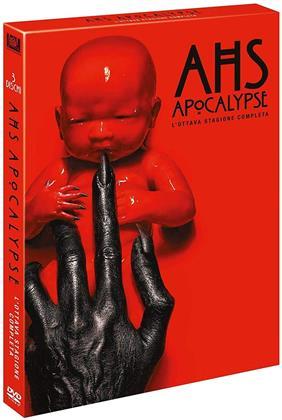 American Horror Story - Apocalypse - Stagione 8 (3 DVD)