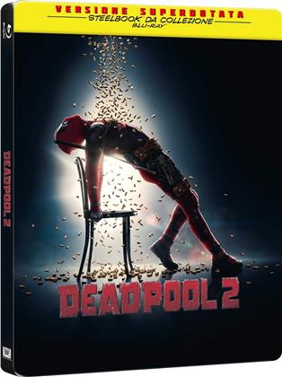 Deadpool 2 - New Steelbook (2018) (2 Blu-rays)