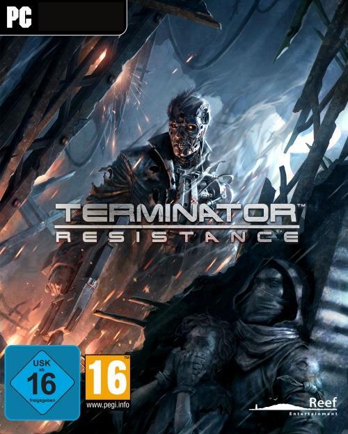 Terminator - Resistance