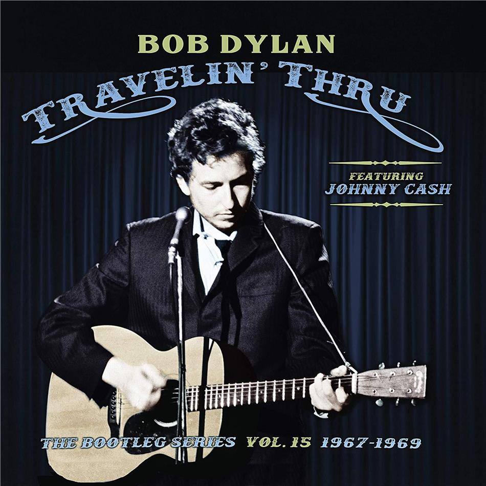 Bob Dylan - Travelin' Thru - 1967-1969:The Bootleg Series V.15 (3 CDs)