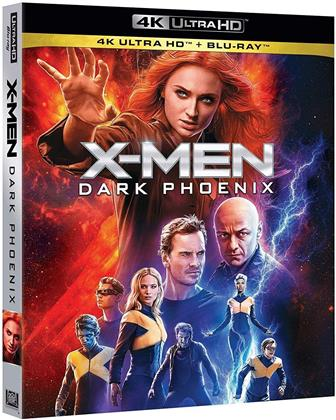 X-Men: Dark Phoenix (2019) (Ultimate Collector's Edition, 4K Ultra HD + Blu-ray)