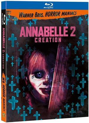 Annabelle 2 - Creation (2017) (Horror Maniacs)