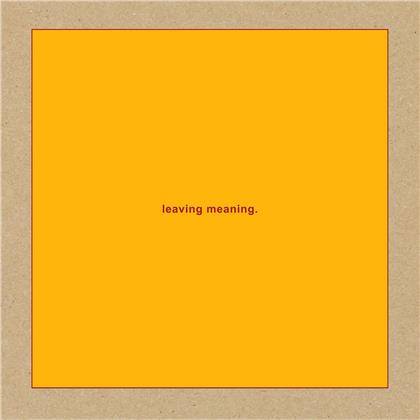 Swans - Leaving Meaning (2 CDs)