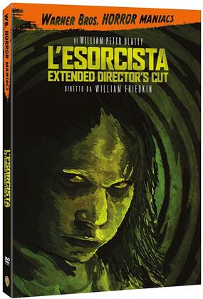 L'Esorcista (1973) (Versione Integrale, Horror Maniacs, Extended Director's Cut)
