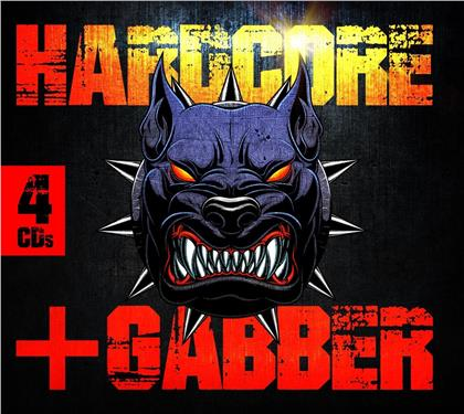Hardcore & Gabber (4 CDs)