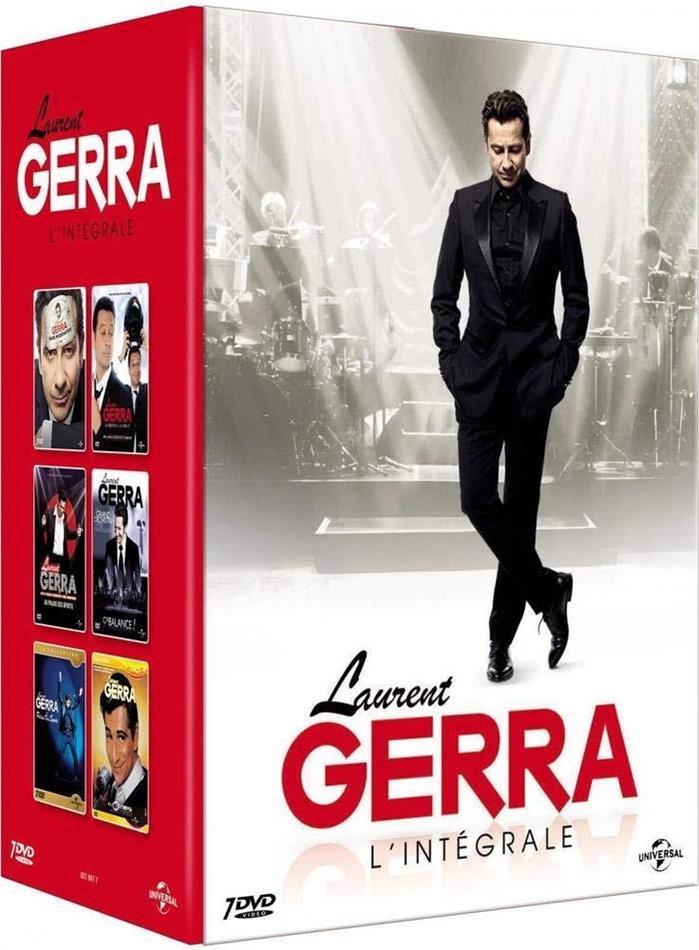 Laurent Gerra - L'intégrale (7 DVDs)