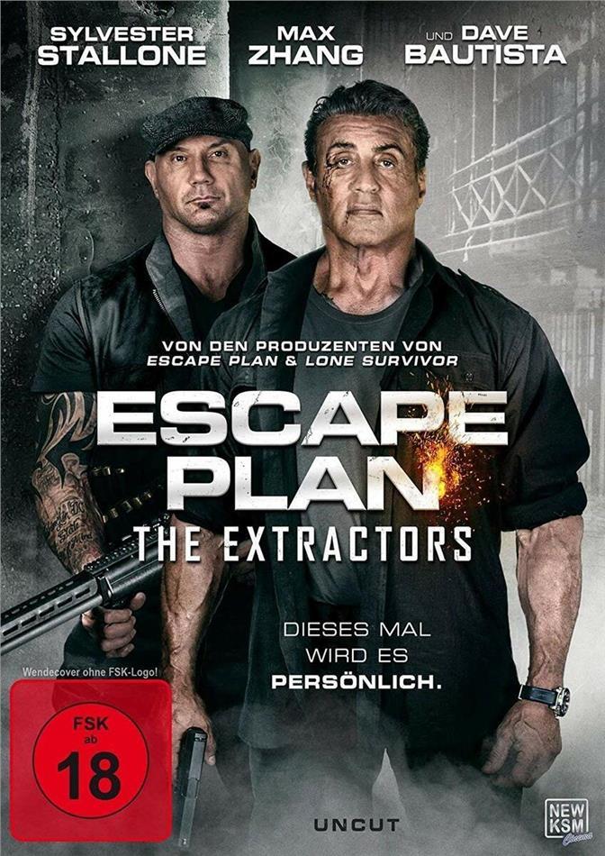 Escape Plan 3 - The Extractors (2019)