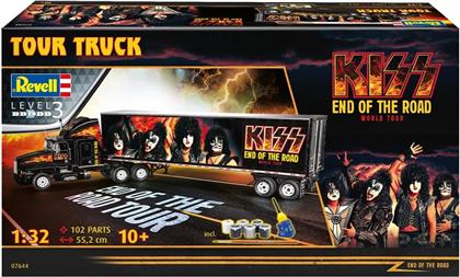 Kiss - Gift Set: Truck & Trailer (End Of Road)
