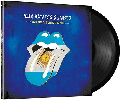 The Rolling Stones - Bridges To Buenos Aires (3 LPs)