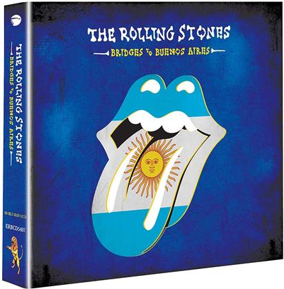 The Rolling Stones - Bridges To Buenos Aires (2 CDs + DVD)