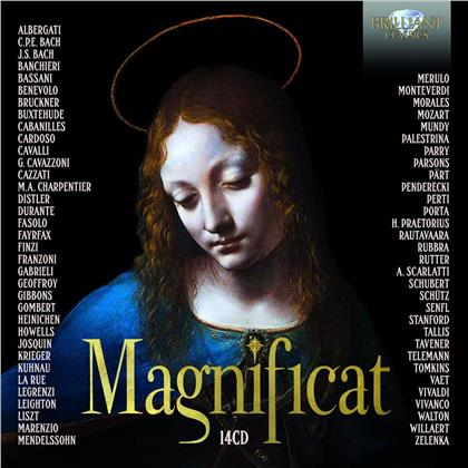 Magnificat (14 CDs)