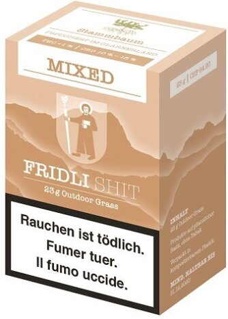 Fridli Shit Mixed 23g