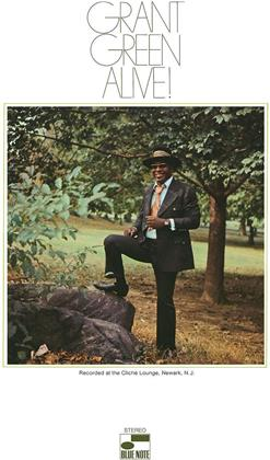 Grant Green - Alive! (2019 Reissue, Blue Note, LP)