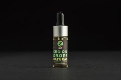Zuya Öl Natural 18%