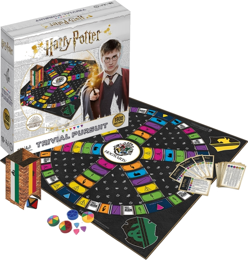 Harry Potter - Harry Potter (Trivial Pursuit)