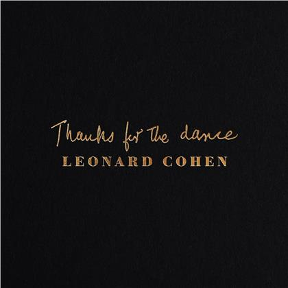Leonard Cohen - Thanks For The Dance