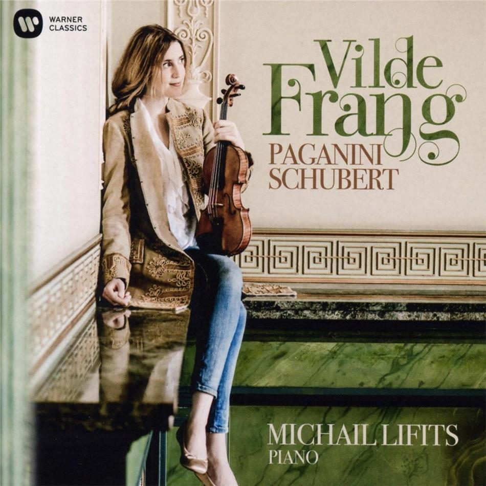 Michail Lifits, Niccolo Paganini (1782-1840), Franz Schubert (1797-1828) & Vilde Frang - Paganini/Schubert
