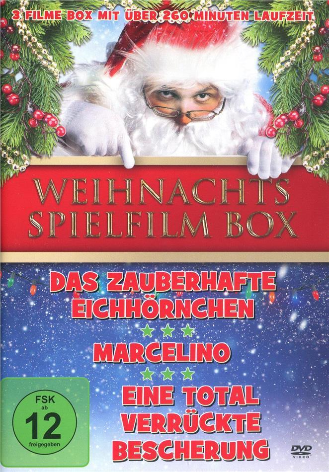 Weihnachts Spielfilm Box