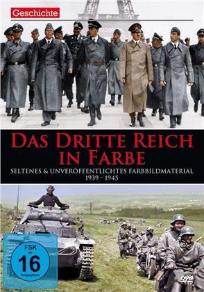 Das Dritte Reich in Farbe - Seltenes & unveröffentlichtes Farbbildmaterial 1939-1945 (2007)
