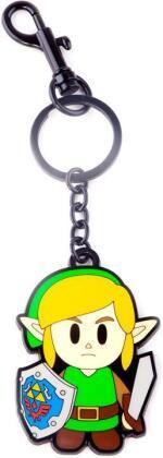 Porte clef Métal - Link - Zelda : Link's Awakening - 4 cm