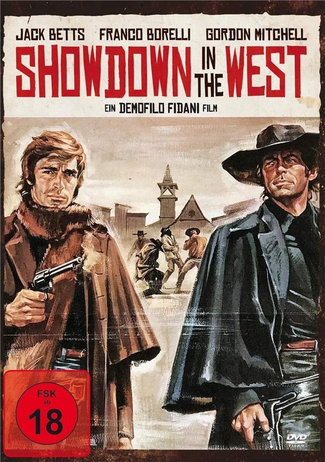 Showdown in the West (1970)