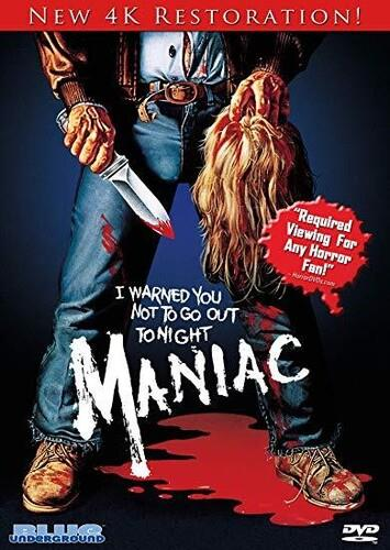 Maniac (1980) (4K Restoration)