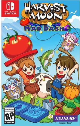 Swi Harvest Moon - Mad Dash
