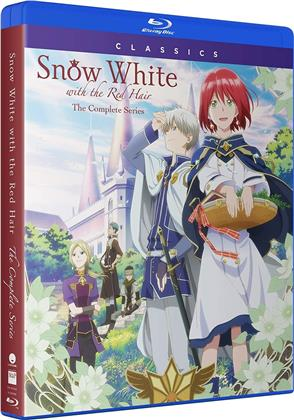 Snow White with the Red Hair - The Complete Series (Funimation Classics, 4 Blu-rays)