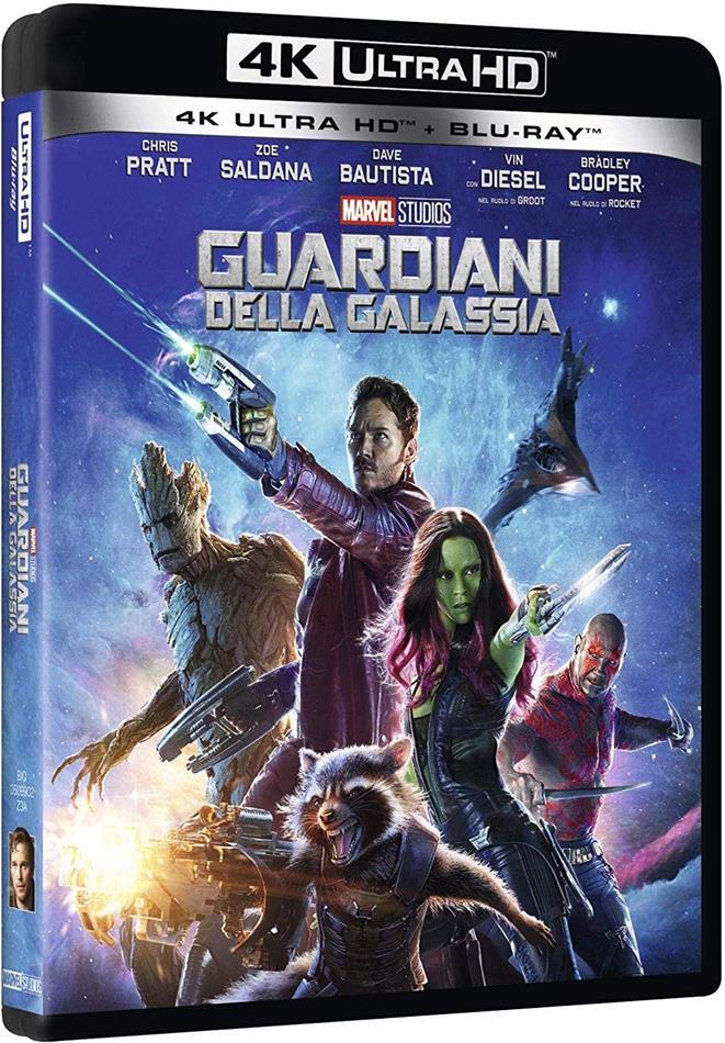 Guardiani della Galassia (2014) (4K Ultra HD + Blu-ray)