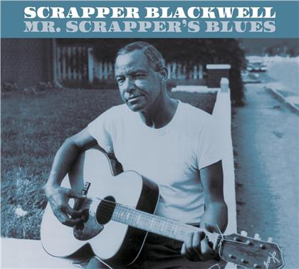 Scrapper Blackwell - Mr. Scrapper's Blues (2019 Reissue, + Bonustracks, Limited Edition)