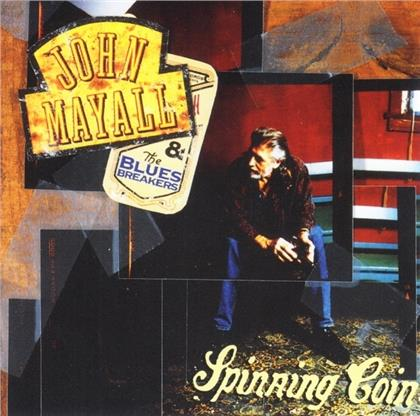 John Mayall - Spinning Coin (2019 Reissue, Music On CD)