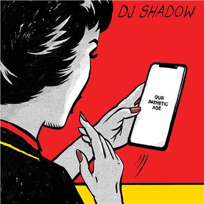 DJ Shadow - Our Pathetic Age (2 LPs)