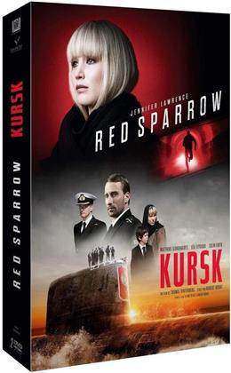 Red Sparrow / Kursk (2 DVDs)