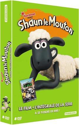Shaun le Mouton - Le film & l'intégrale de la série (8 DVD)
