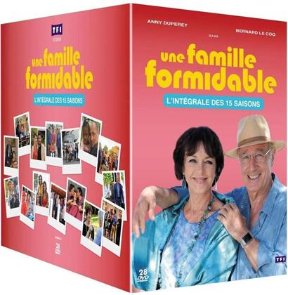 Une famille formidable - Saisons 1-15 (28 DVDs)