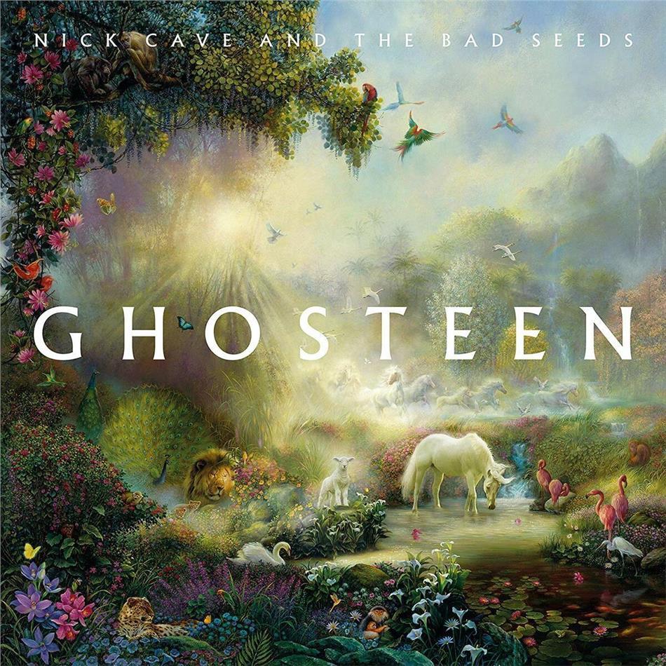 Nick Cave & The Bad Seeds - Ghosteen (Gatefold, 2 LPs + Digital Copy)