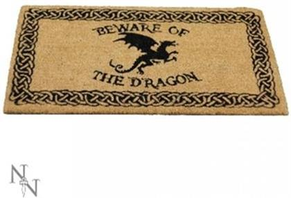 Doormat - Beware Of The Dragon