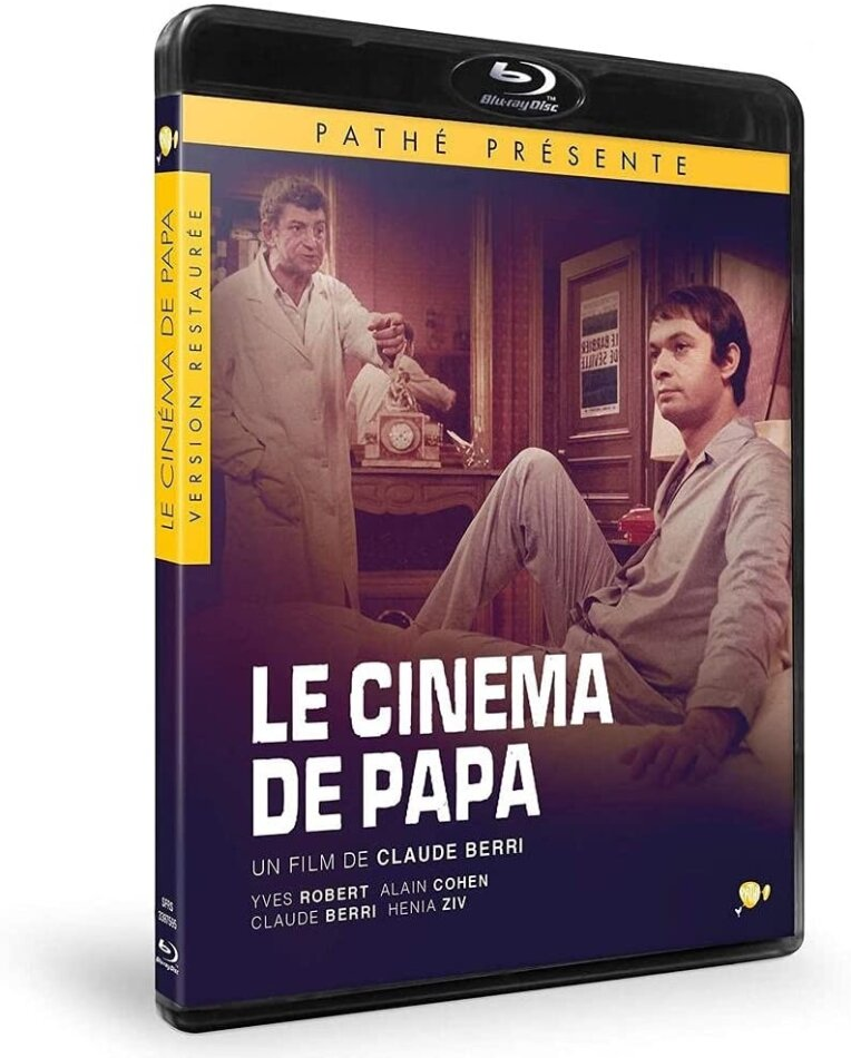 Le cinéma de papa (1970)