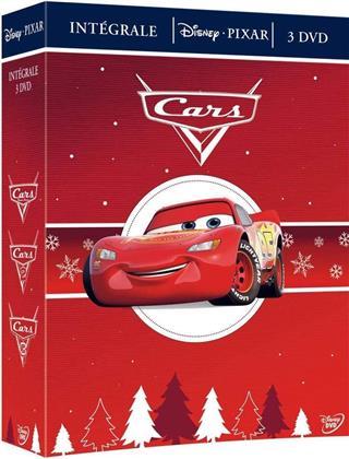 Cars 1-3 - Intégrale (3 DVDs)