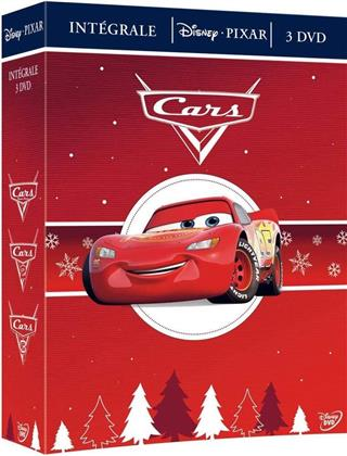 Cars 1-3 - Intégrale (3 DVD)