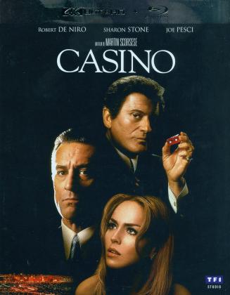 Casino (1995) (4K Ultra HD + Blu-ray)