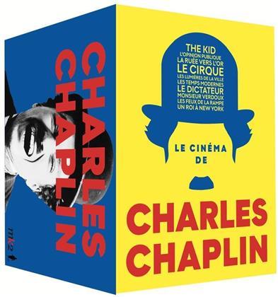 Le cinéma de Charles Chaplin (10 DVDs)