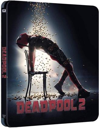 Deadpool 2 (2018) (Extended Edition, Limited Edition, Steelbook, 2 Blu-rays)