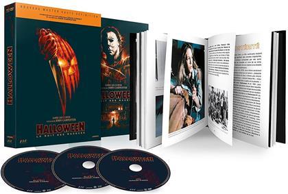 Halloween - La nuit des masques (1978) (Edizione Limitata, Mediabook, Blu-ray + DVD)