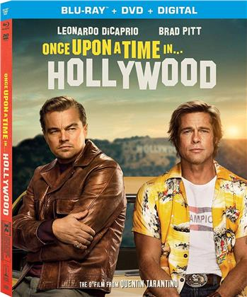 Once upon a Time in... Hollywood (2019) (Blu-ray + DVD)