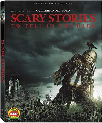 Scary Stories To Tell In The Dark (2019) (Blu-ray + DVD)